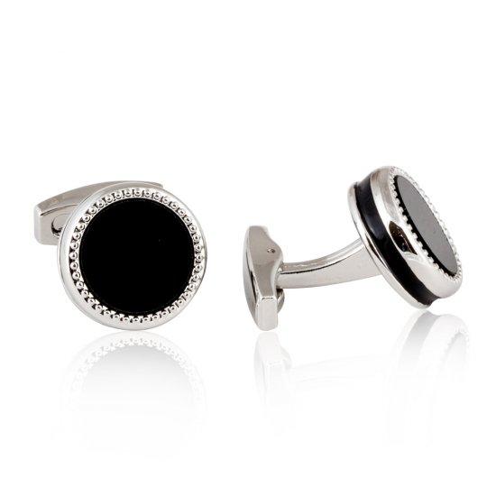 Tuxedo Formal Set Black Silver