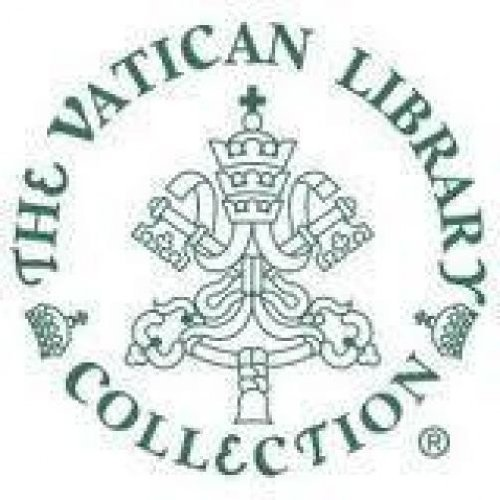Vatican Gold-Tone Interlocking Rings Cufflinks