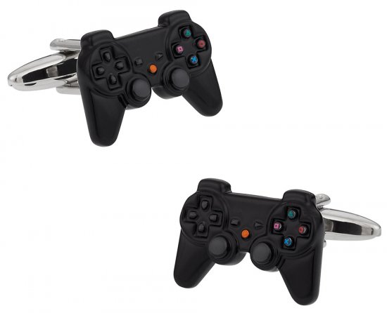 Video Game Controller Cufflinks