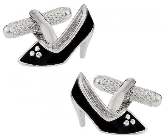 Women's Shoe Cufflinks